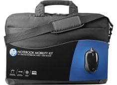 """HP Notebook Mobility Kit 16"""" (H6L24AA) + optická myš"""