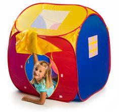 Teddies Namiot dziecięcy domek 90 x 90 x 100 cm