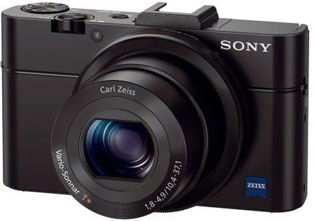 Sony DSC-RX100M2 digitalni fotoaparat Sony - Odprta embalaža