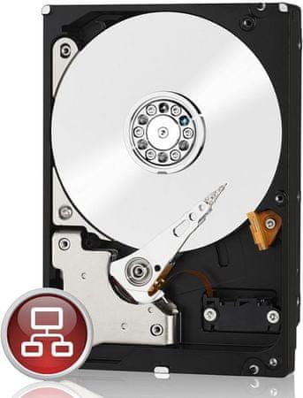 Western Digital Red NAS edition 2TB (WD20EFRX)