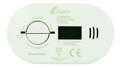 Kidde Baterijski detektor ogljikovega monoksida 5DCO