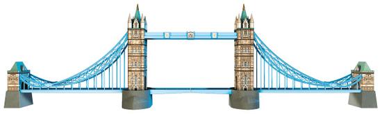 Ravensburger Tower Bridge 3D 216 dílků