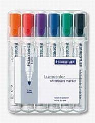 Staedtler Marker Whiteboard Lumocolor okrugli vršak 6/1