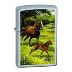 Zippo Vžigalnik Classic Linda Picken Runnin Horse