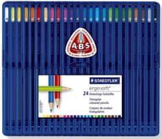 Staedtler Barvice ergosoft ABS 24/1
