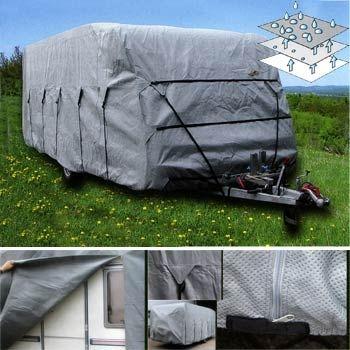 Eurotrail Pokrivalo za kamp prikolico ETCC0016 - Odprta embalaža