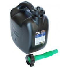 Posoda za gorivo PVC 5 l AM-2585, črna