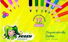 Jolly barvice Kinderfest 3 ROBE 12/1, kovinska embalaža