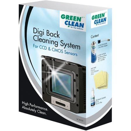 Green Clean set za čišćenje SC-8000 Digi Back