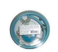 Gorenc Cev za plin Gorenc, 1,5 m, regulator, ključ, 2 objemki, 2 tesnili