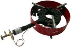 Gorenc Plinski gorilnik G1ZO, z obročem in varovanjem