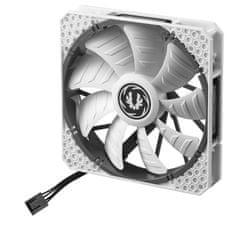 BitFenix Ventilator za ohišje Spectre PRO PWM 140 mm, bel