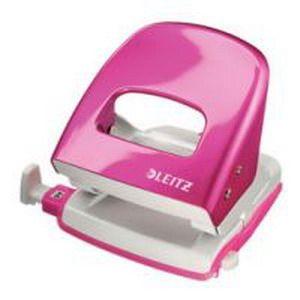 Leitz Luknjač Leitz 5008-20, roza