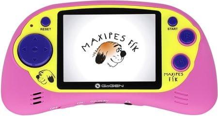 GoGEN Maxi 150 játékkonzol, Rózsaszín
