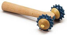 Sissel masažni pripomoček T-Roller, lesen