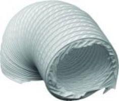 Etis PVC cev za napo 100 mm, dolžina 3 m, bela