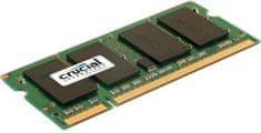 Crucial Pomnilnik (RAM) za prenosnik DDR2 SO-DIMM 2GB 800MHz (CT25664AC800)