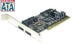 ST Lab Krmilnik PCI 2x + 2x SATA RAID