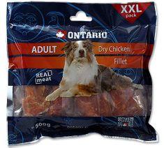 Ontario Snack Szárított jutalomfalat, 500 g