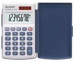 Sharp Kalkulator EL-243S