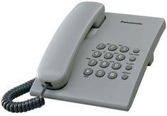 Panasonic žičani telefon KX-TS500FXH