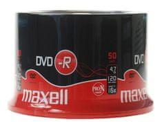 Maxell DVD-R medij 4,7GB 16X 50 na osi