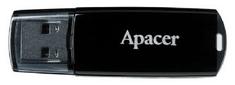 Apacer Prenosni USB disk AH322 16 GB, črn