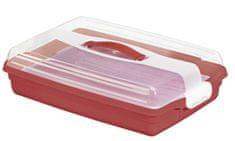 Curver Škatla za shranjevanje Curver, rdeča