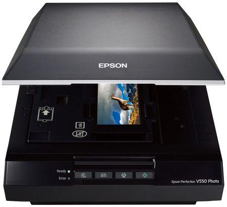 Epson Perfection V550 Szkenner
