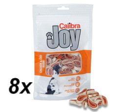 Calibra pasji priboljški Joy Dog, 8 x 80 g