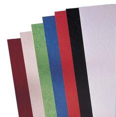 GBC karton za spiralno vezavo A4, 100 kosov, zelen