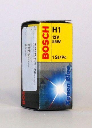 Bosch Avtomobilska žarnica H1 Xenon Blue
