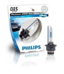 Philips žarnica 85V-D2S UB-35W Xenon BlueVision Ultra