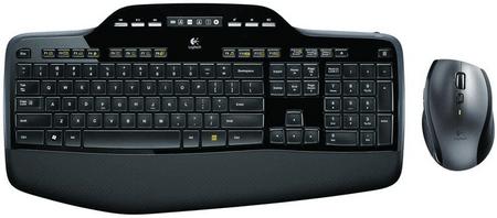 Logitech desktop komplet MK710, hrvatski