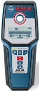 BOSCH Professional detektor materialov GMS 120 (0601081000)