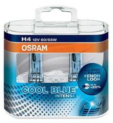Osram par žarulja 12V - H4 – 60/55W Cool Blue Intense blister
