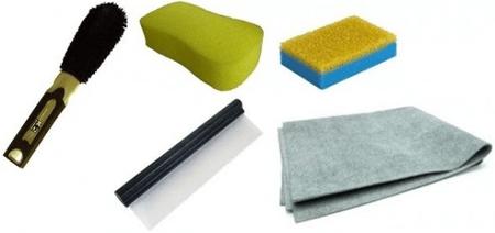 K2 set pripomočkov za čiščenje avtomobila Hobby SUPPORT
