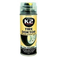 K2 sprej za popravilo pnevmatik Tire Doctor