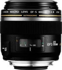 Canon objektiv EF-S 60mm f2.8 Macro USM