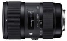 Sigma 18-35/1.8 DC HSM ART pro Canon (4 roky záruka)