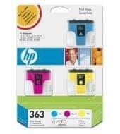 HP wkład atramentowy HP 363 (CB333EE) CMY