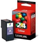 Lexmark Kartuša 18C1524E barvna #24