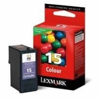 Lexmark Kartuša 18C2110E barvna #15