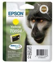 Epson Kartuša T0894 Yellow