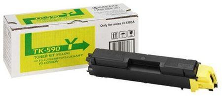 Kyocera Toner TK-590Y Yellow, 5000 strani
