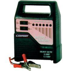 CarPoint Akkumulátor töltő 6/12V 12A