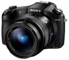 SONY CyberShot DSC-RX10 Digitális fényképezőgép, Fekete