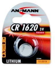 Ansmann Baterija CR1620, 1 komad