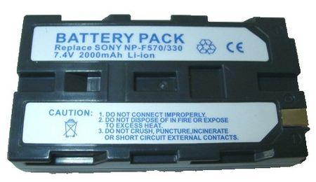 Sony baterija za digitalne kamere NP-F550
