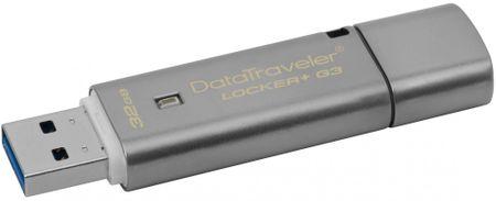 Kingston DataTraveler Locker+ G3 32GB (DTLPG3/32GB)